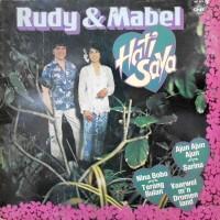 LP / RUDY & MABEL / HATI SAYA
