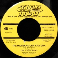 7 / THE LATIN BOYS / THE MARTIANS CHA CHA CHA / THE KNOCKOUT