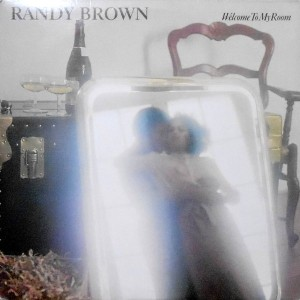 LP / RANDY BROWN / WELCOME TO MY ROOM