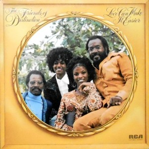 LP / THE FRIENDS OF DISTINCTION / LOVE CAN MAKE IT EASIER