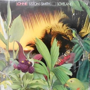 LP / LONNIE LISTON SMITH / LOVELAND