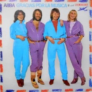 LP / ABBA / GRACIAS POR LA MUSICA
