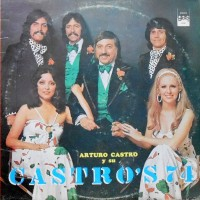 LP / ARTURO CASTRO Y SU CASTRO'S 74 / ARTURO CASTRO Y SU CASTRO'S 74