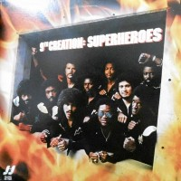 LP / 9TH CREATION / SUPERHEROES