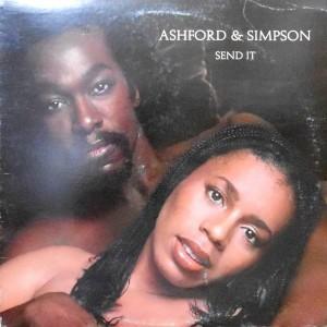 LP / ASHFORD & SIMPSON / SEND IT