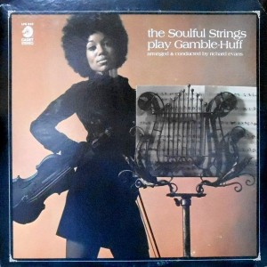 LP / THE SOULFUL STRINGS / PLAY GAMBLE-HUFF