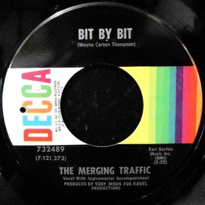 7 / THE MERGING TRAFFIC / BIT BY BIT / DEEP IN KENTUCKY