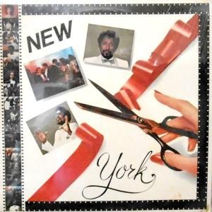 LP / DR. YORK / NEW YORK
