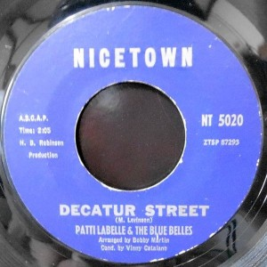 7 / PATTI LABELLE & THE BLUE BELLES / DECATUR STREET / YOU'LL NEVER WALK ALONE