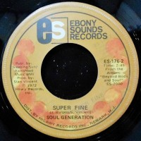 7 / SOUL GENERATION / SUPER FINE / MILLION DOLLARS