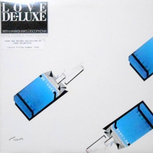 LP / LOVE DE-LUXE / HERE COMES THAT SOUND