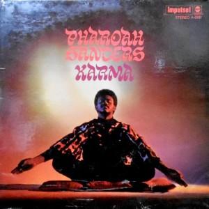 LP / PHAROAH SANDERS / KARMA