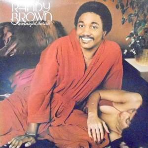 LP / RANDY BROWN / MIDNIGHT DESIRE