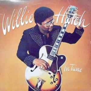 LP / WILLIE HUTCH / IN TUNE