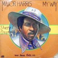 LP / MAJOR HARRIS / MY WAY