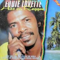 LP / EDDIE LOVETTE / HITS ON REGGAE