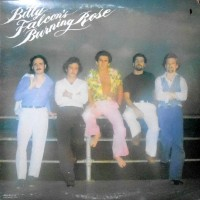 LP / BILLY FALCON'S BURNING ROSE / BILLY FALCON'S BURNING ROSE