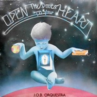 LP / J.O.B. ORQUESTRA / OPEN THE DOORS TO YOUR HEART