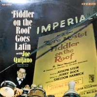 LP / JOE QUIJANO / FIDDLER ON THE ROOF GOES LATIN