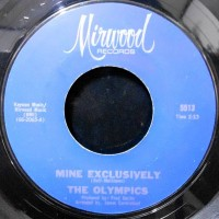 7 / THE OLYMPICS / MINE EXCLUSIVELY / SECRET AGENTS