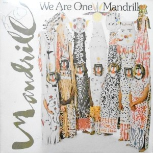 LP / MANDRILL / WE ARE ONE