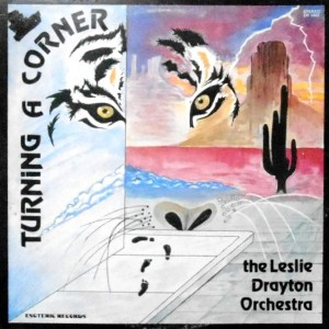 LP / THE LESLIE DRAYTON ORCHESTRA / TURNING A CORNER