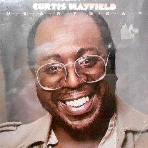 LP / CURTIS MAYFIELD / HEARTBEAT