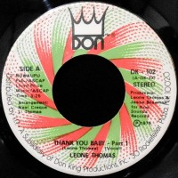 7 / LEONE THOMAS / THANK YOU BABY PART 1 / PART 2