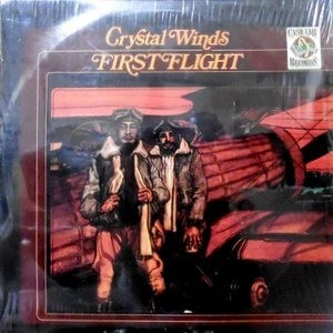 LP / CRYSTAL WINDS / FIRST FLIGHT
