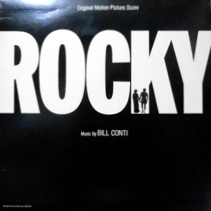 LP / O.S.T. (BILL CONTI) / ROCKY