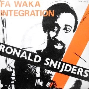 7 / RONALD SNIJDERS / FA WAKA / INTEGRATION