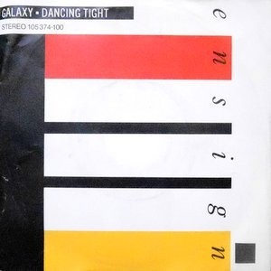 7 / GALAXY (PHIL FEARON) / DANCING TIGHT / INST