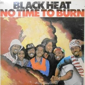 LP / BLACK HEAT / NO TIME TO BURN