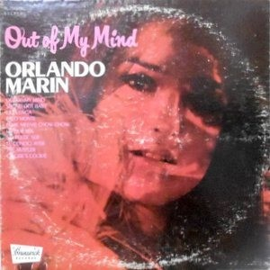 LP / ORLANDO MARIN / OUT OF MY MIND