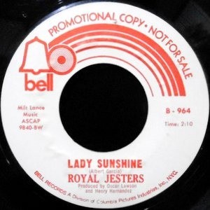 7 / ROYAL JESTERS / LADY SUNSHINE / THAT GIRL