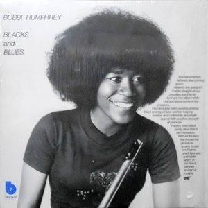 LP / BOBBI HUMPHREY / BLACKS AND BLUES