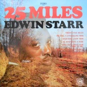 LP / EDWIN STARR / 25 MILES