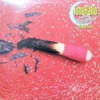 LP / TONY RALLO WITH THE MIDNIGHT BAND / BURNIN' ALIVE