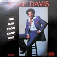 LP / JESSE DAVIS / THE MAN FROM CAMP NINE