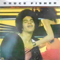 LP / BRUCE FISHER / RED HOT