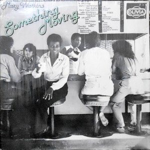 LP / MARY WATKINS / SOMETHING MOVING