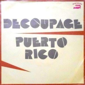 7 / DECOUPAGE / PUERTO RICO