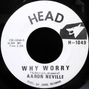 7 / AARON NEVILLE / TELL IT LIKE IT IS / WHY WORRY