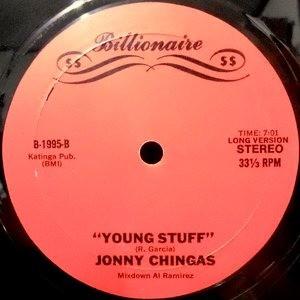 12 / JONNY CHINGAS / YOUNG STUFF