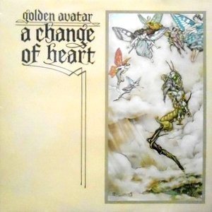 LP / GOLDEN AVATAR / A CHANGE OF HEART