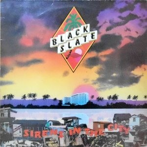 LP / BLACK SLATE / SIRENS IN THE CITY