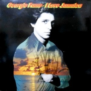 LP / GEORGIE FAME / I LOVE JAMAICA