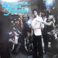 LP / LAWRENCE HILTON JACOBS / ALL THE WAY... LOVE