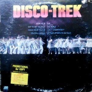 LP / V.A. (SISTER SLEDGE, UNITED 8) / DISCO-TREK