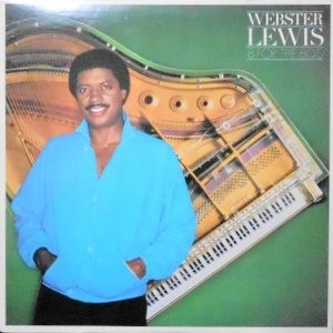 LP / WEBSTER LEWIS / 8 FOR THE 80'S